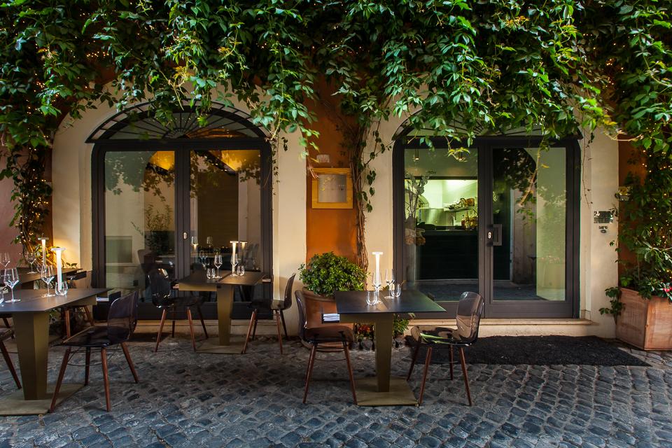 The Restaurant Per Me Giulio Terrinoni